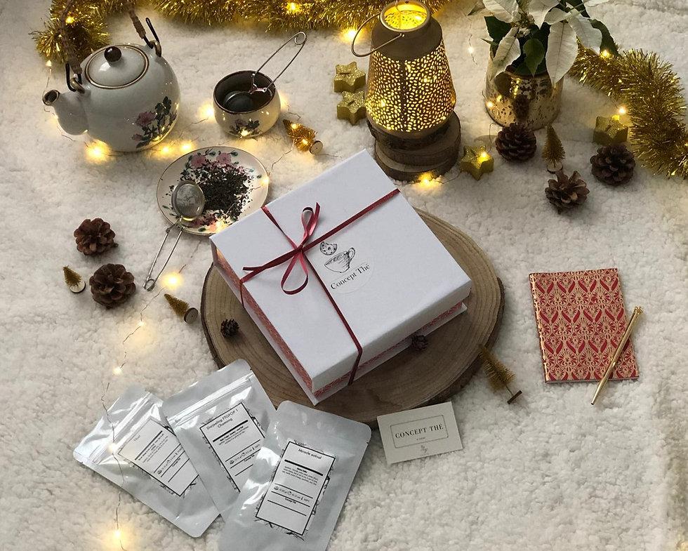 Box Concept Thé, s'abonner