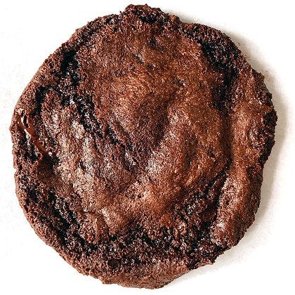 Double Dark Chocolate Chip Cookie