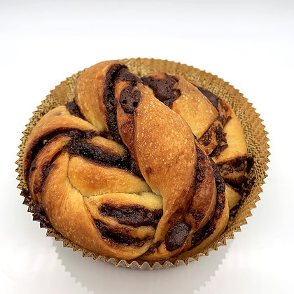 Chai Spiced Chocolate Babka