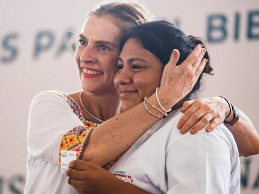 Hay muchos ataques entre féminas en Twitter: Beatriz Gutiérrez Müller