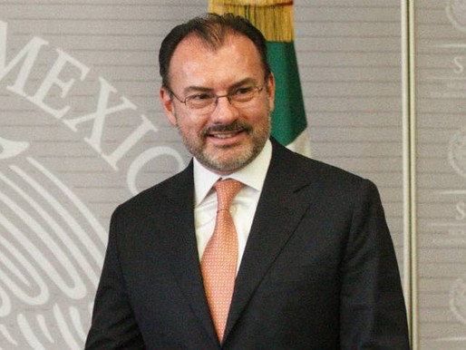 SFP inhabilita por 10 años a Luis Videgaray; el exfuncionario apelará