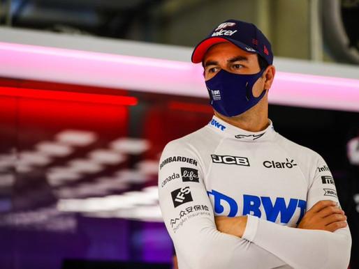 'Checo' Pérez se pierde el GP de Gran Bretaña por dar positivo a covid-19