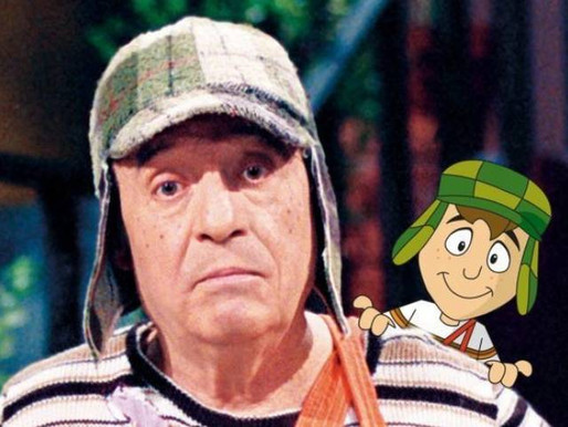 ¡Chanfle!, se va Chespirito de la TV