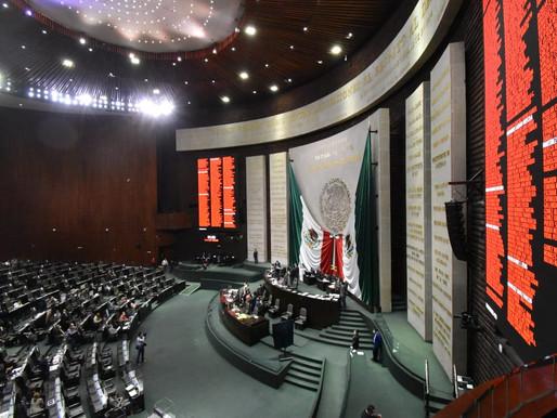 Bloque opositor en San Lázaro irá a instancias internacionales por Ley Zaldívar