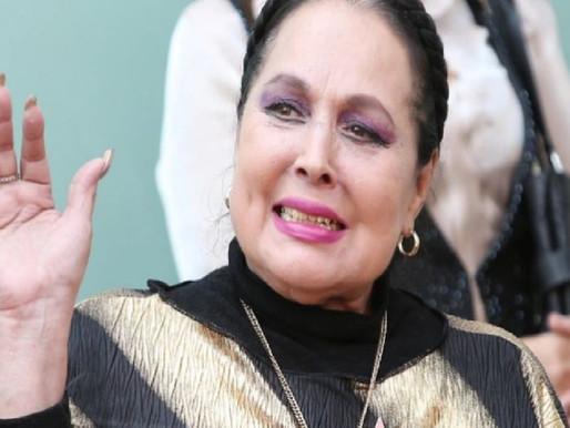 Murió la actriz y cantante mexicana Flor Silvestre