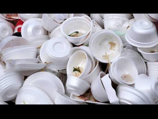 CDMX se quedará sin plásticos desechables a partir del 1 de enero