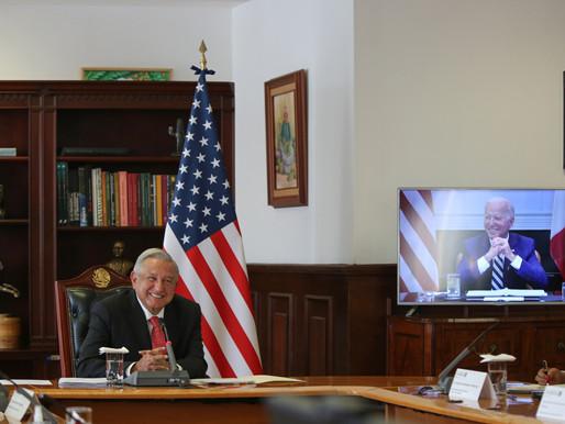 AMLO y Biden sí hablaron del tema de las vacunas contra covid-19