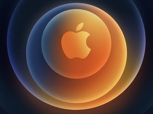 ¿iPhone 12? Apple llama a nuevo evento el 13 de octubre