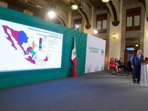 Atender más a los pobres de la ciudad, dice AMLO que eso faltó para ganar las elecciones en CDMX