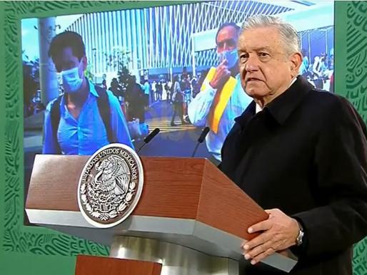 AMLO explica la visita de López-Gatell a Argentina