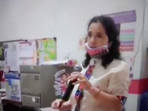 Qué bueno que llegaron los españoles: Directora del Instituto de la Mujer de Huauchinango