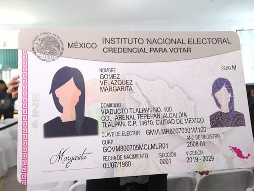 ¿Quieres saber si tu credencial para votar está vigente?