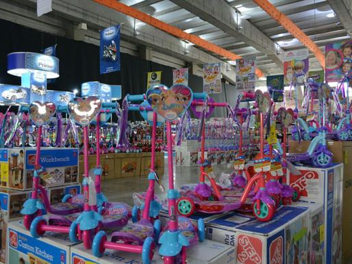 Reyes Magos comprarán 50% menos juguetes este 2021, advierte Concanaco