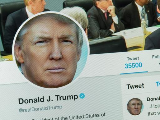 Facebook y Twitter restringen a Trump tras disturbios en el Capitolio