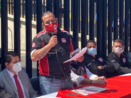 Voy a defender a mi partido con mi propia salud: De Antuñano se declara en huelga de hambre