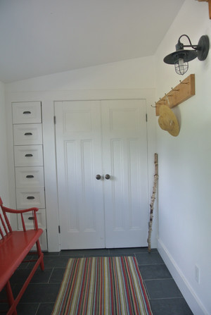 new vestibule