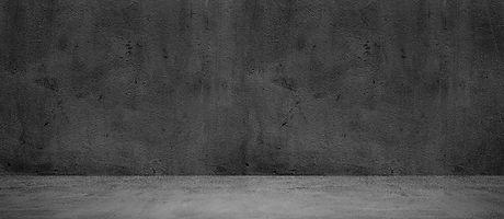 Blank concrete wide dark wall texture ba