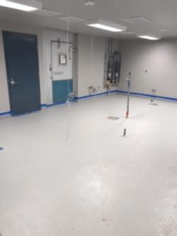 Epoxy Pigment Grey Crockett County Jail
