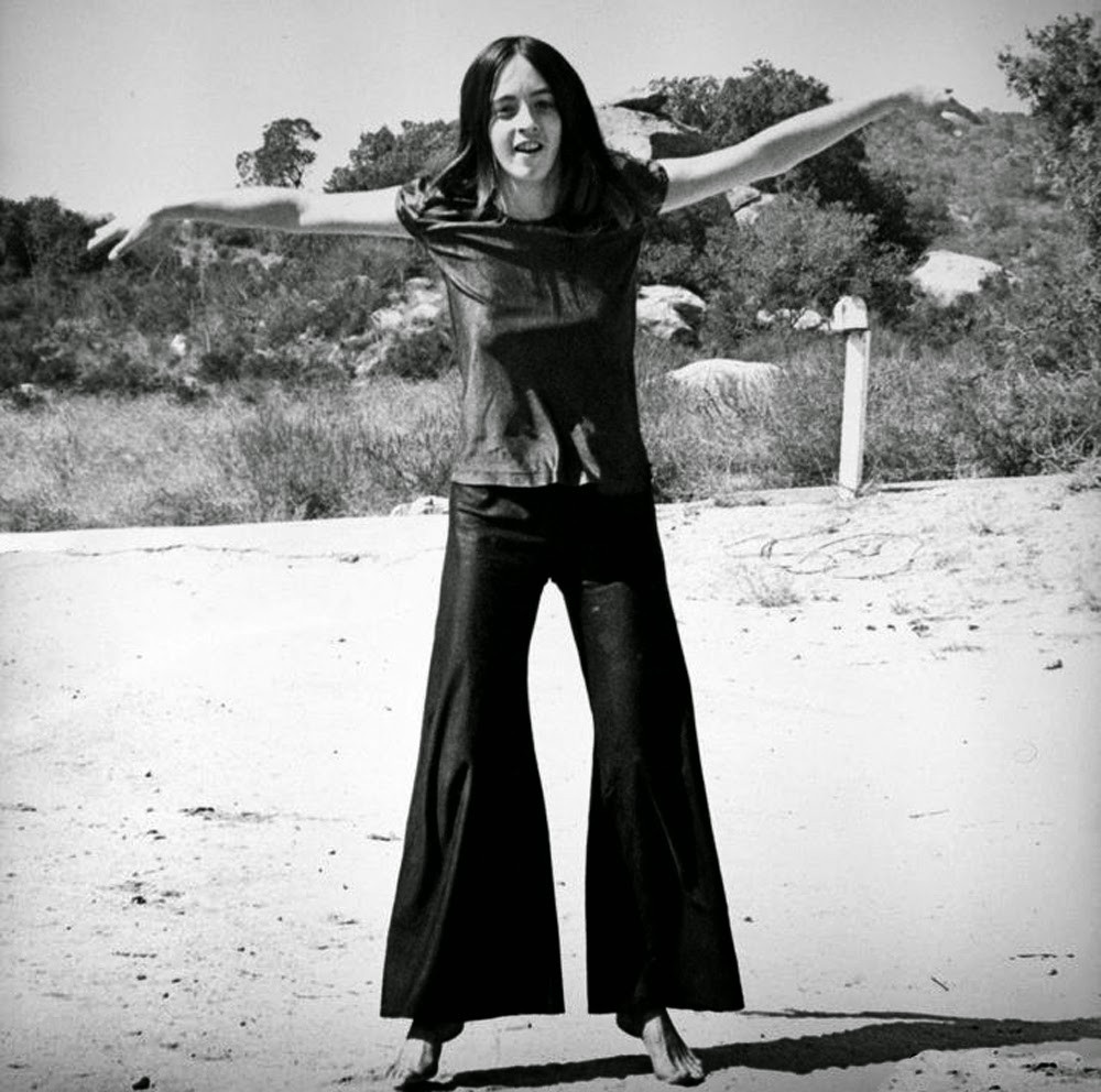 "Mansonite Susan Atkins, known as ""Sexy Sadie."""