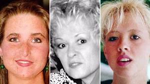 Springfield Stacy McCall, Suzanne 'Suzie' Streeter, and Suzie's mother Sherrill Levitt