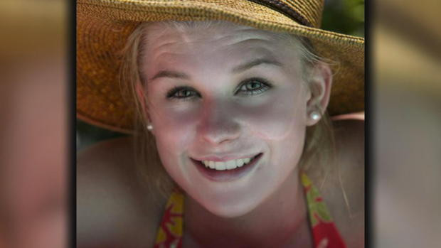 Police say they are not aware of Mackenzie Lueck having any mental health issues or a history of going off the grid.