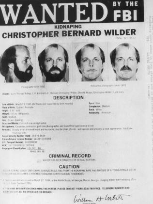 FBI Most Wanted Christopher Wilder