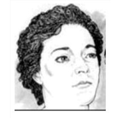 Thought to be one the first victim's, this unidentified woman was found on Feb. 23, 1983 alongside Route 250 in Wetzel County, Va.