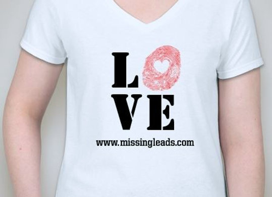 WOMEN'S 'LOVE FINGERPRINT' DESIGN