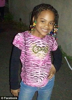 Relisha Judd, 8-years old, living at a homeless shelter at time of disappearance.