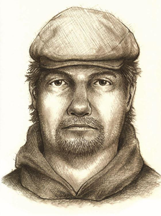 Composite sketch released of man walking on the Monon High bridge and suspect in the murder of Abby Williams and Libby German