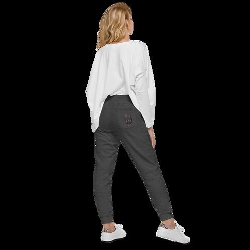 Unisex ForA art Fleece-Jogginghosen | Cotton