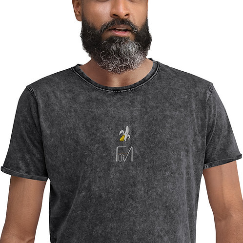 Unisex ForA Denim-T-Shirt