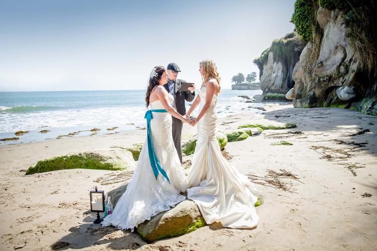 Destination Wedding: Santa Cruz \ April + Kylee