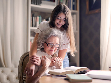 When Grandma's House Is Home: The Rise of Grandfamilies
