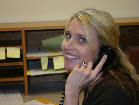 A former member of our staff, Shawna Troncale, passed away recently