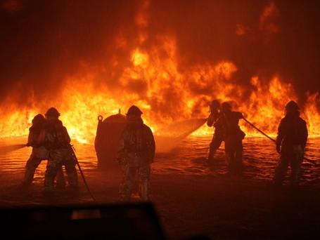 California gender-reveal couple blamed for 7,000-acre El Dorado wildfire