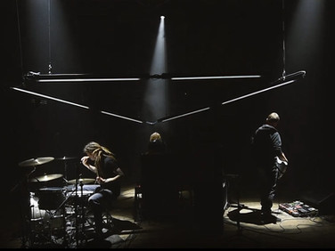 "Video premiere ""RASSELBOCK"" from The Alien WOW! Signal"