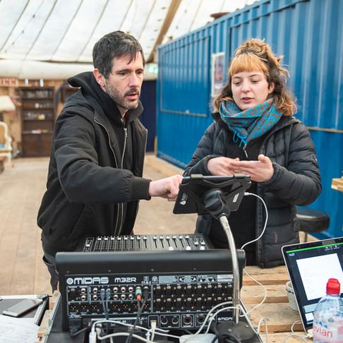 Workshop «Licht- und Tontechnik»
