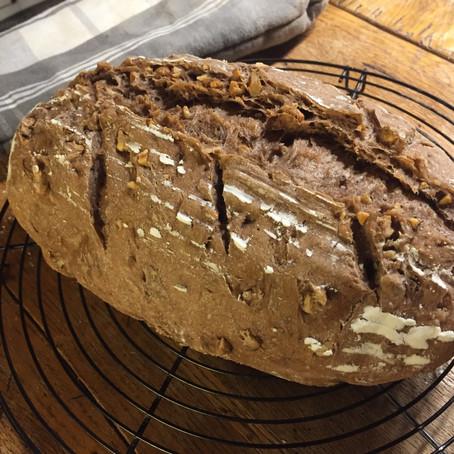 Baumnuss-Brot