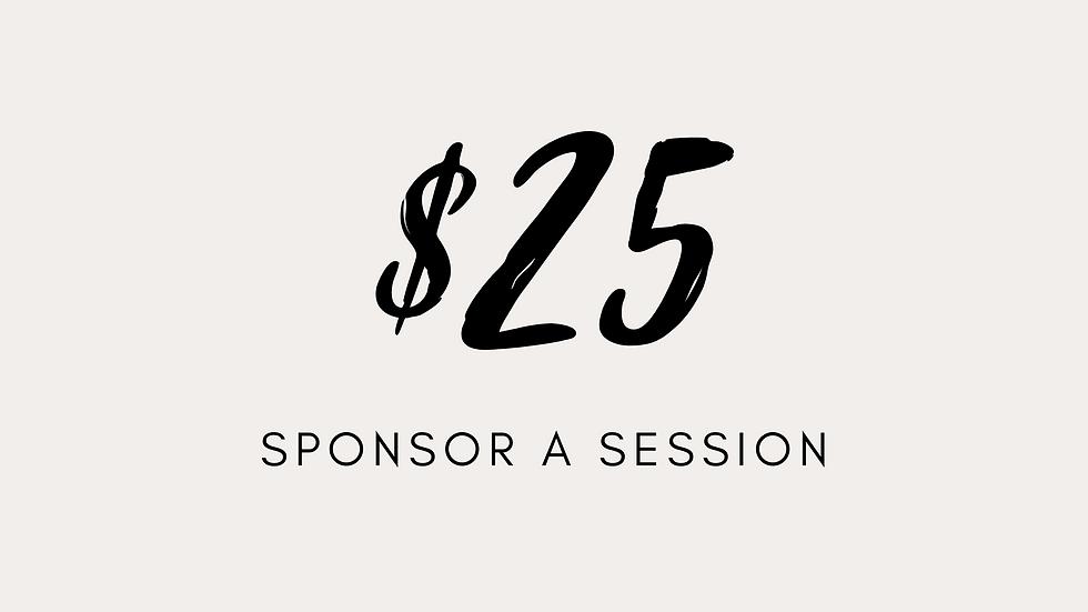 $25 Donation