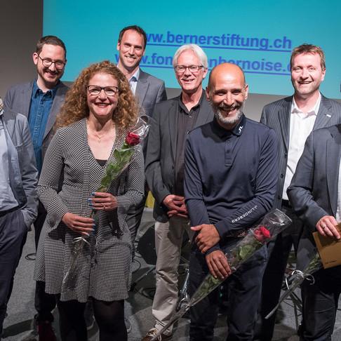 Preisverleihung der Berner Stiftung