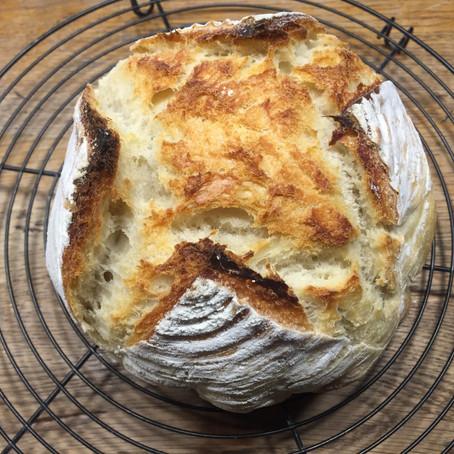 Sauerteig Bauernkrüstchen Brot
