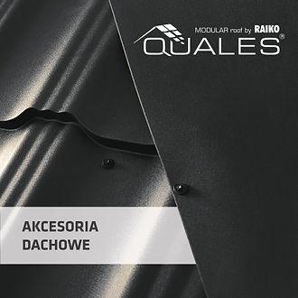 Okładka Katalog QUALES -Akcesoria Dachowe