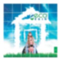 Okładka Katalog ECO RAIN - System Rynnowy