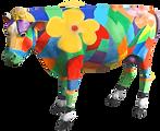 AllMiamiLakesRealEstate.com Community Board Cow