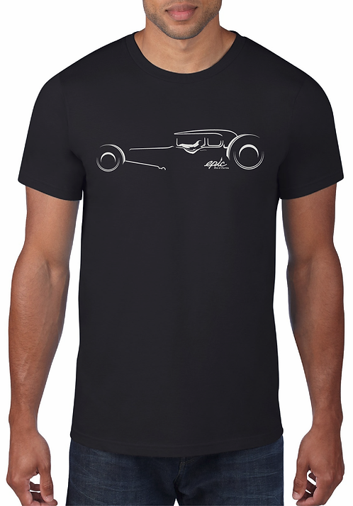 Model A Hot Rod Shirt