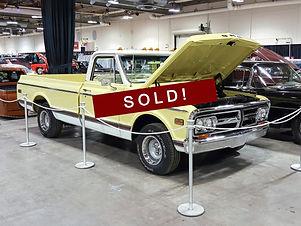 1971 GMC C10 1/2 Ton