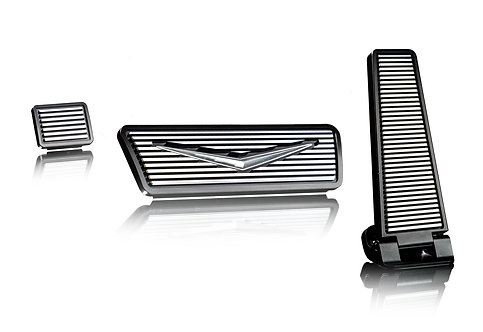Cadillac Billet Pedal Set
