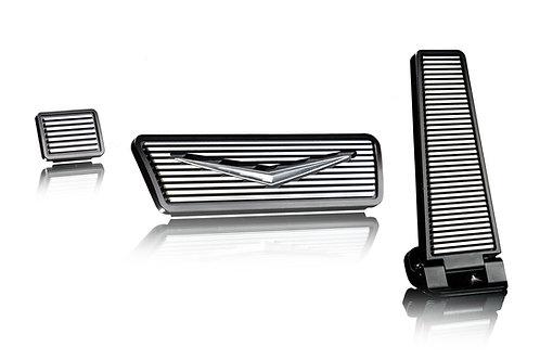 Cadillac Billet Pedal Set