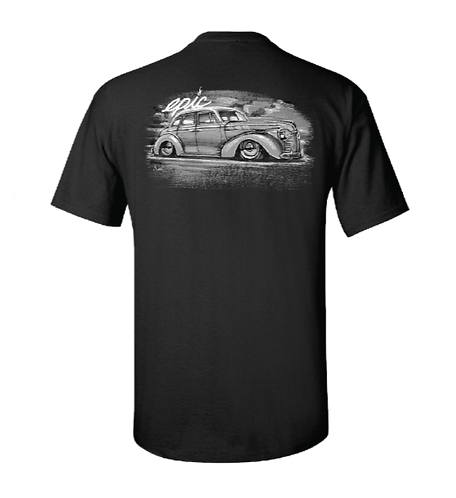 Epic 1940 Pontiac Shirt